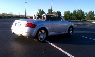 2001 Audi TT 225 HP Quattro 6-Spd w/ESP Erie, Colorado