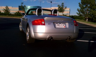 2001 Audi TT 225 HP Quattro 6-Spd w/ESP Erie, Colorado 1
