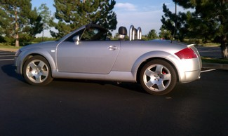 2001 Audi TT 225 HP Quattro 6-Spd w/ESP Erie, Colorado 6