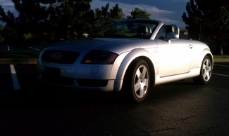 2001 Audi TT 225 HP Quattro 6-Spd w/ESP Erie, Colorado 8
