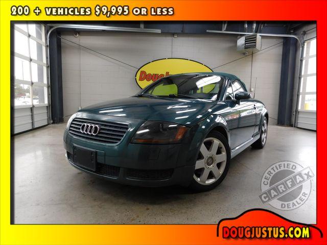2001 Audi TT in Airport Motor Mile ( Metro Knoxville ), TN 37777