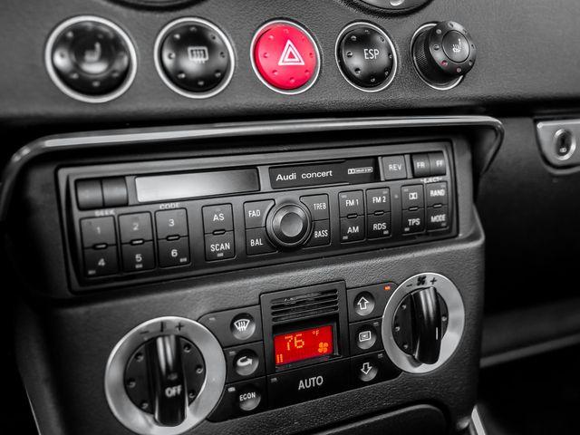 2001 Audi TT Burbank, CA 12