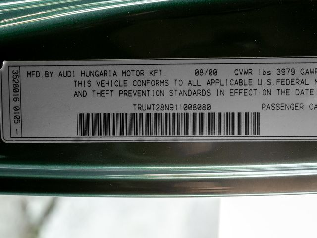 2001 Audi TT Burbank, CA 26
