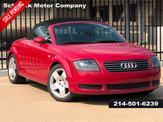 2001 Audi TT in Plano, TX 75093