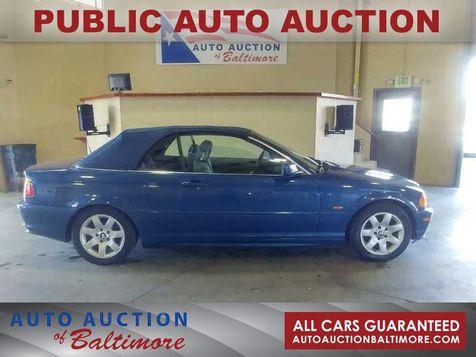 2001 BMW 325Ci  | JOPPA, MD | Auto Auction of Baltimore  in JOPPA, MD