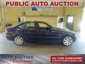 2001 BMW 325i    JOPPA, MD   Auto Auction of Baltimore  in Joppa MD