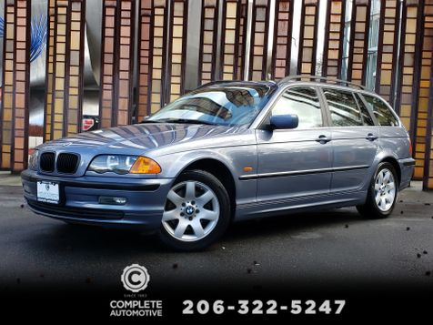 2001 BMW 325iT Wagon 1 Owner Excellent Service History Premium Package in Seattle