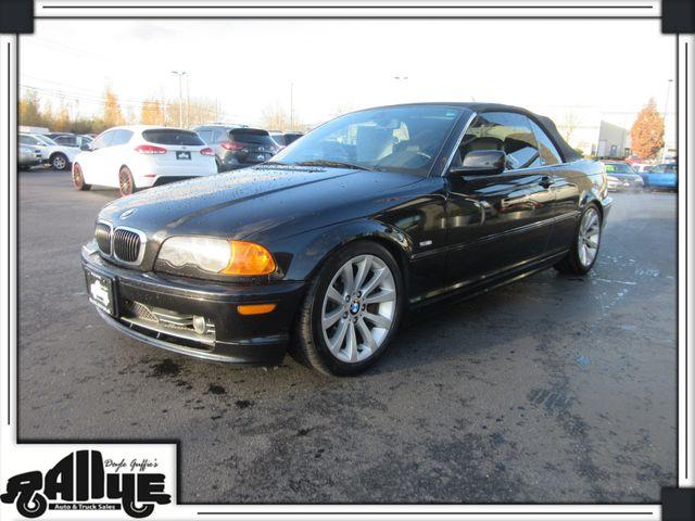 2001 BMW 330Ci 2dr Convertible in Burlington WA, 98233