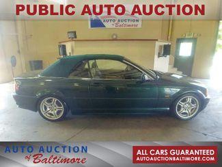 2001 BMW 330Ci  | JOPPA, MD | Auto Auction of Baltimore  in Joppa MD