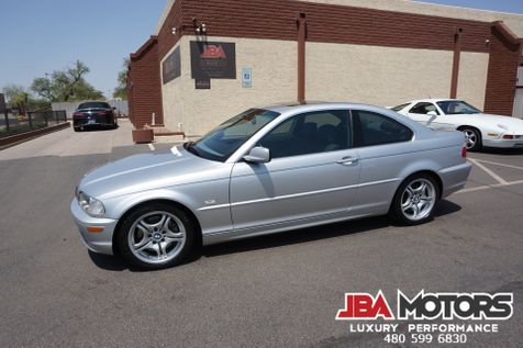 2001 BMW 330Ci Coupe 3 Series 330i ~ LOW MILES ~ 1 Owner Car!! | MESA, AZ | JBA MOTORS in MESA, AZ