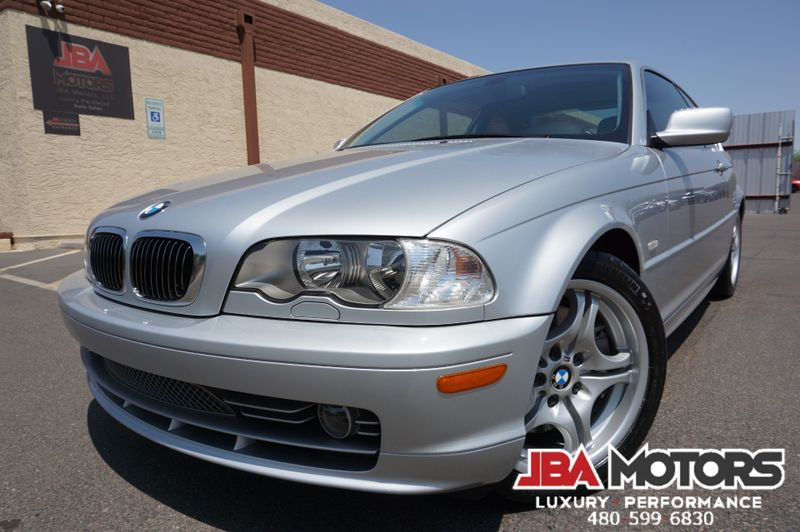 2001 BMW 330Ci Coupe 3 Series 330i ~ LOW MILES ~ 1 Owner Car!! | MESA, AZ | JBA MOTORS in MESA AZ