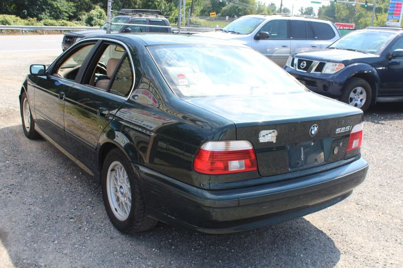 2001 BMW 525i 525iA  city MD  South County Public Auto Auction  in Harwood, MD
