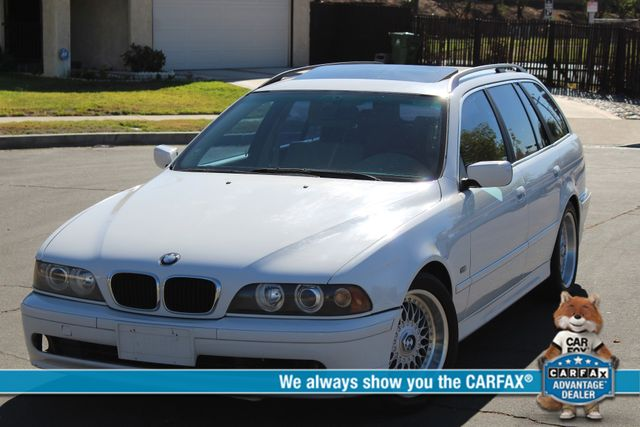 2001 BMW 525iT WAGON SPORTS PKG SERVICE RECORDS AVAILABLE