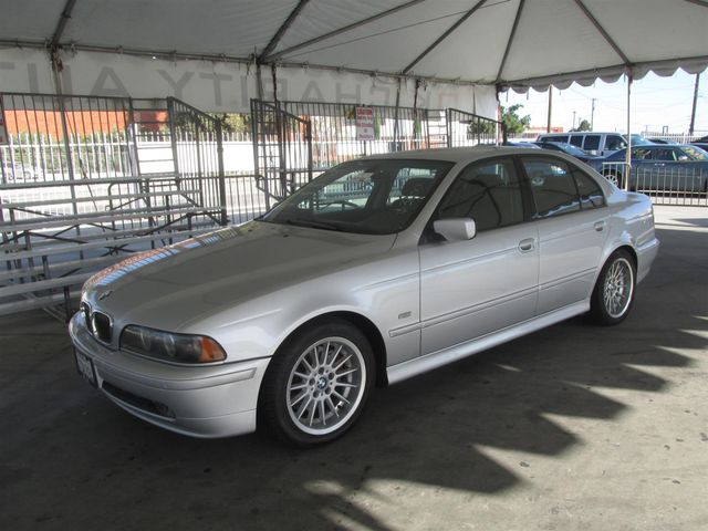 2001 BMW 540i 540iA Gardena, California