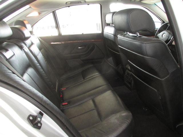 2001 BMW 540i 540iA Gardena, California 12