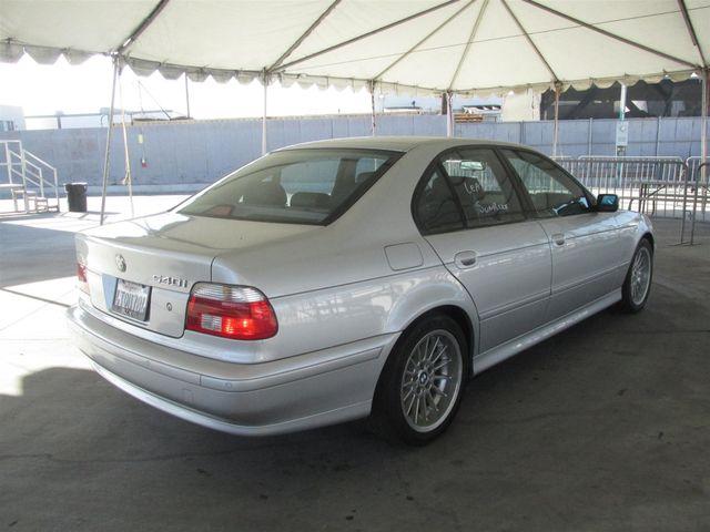 2001 BMW 540i 540iA Gardena, California 2