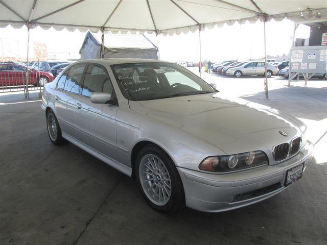 2001 BMW 540i 540iA Gardena, California 3