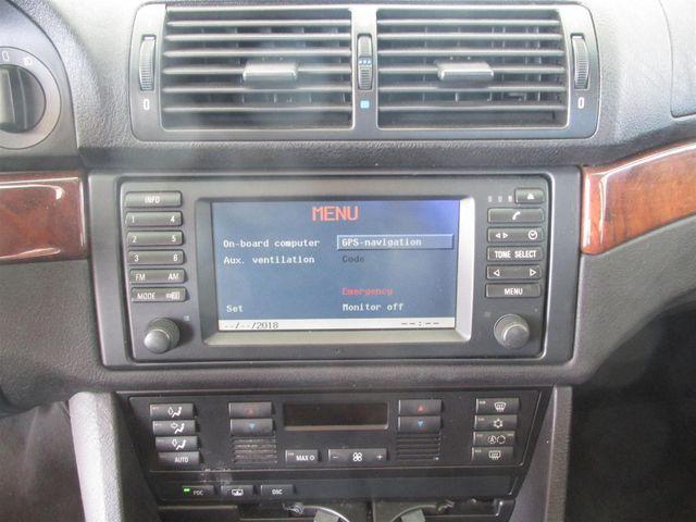 2001 BMW 540i 540iA Gardena, California 6