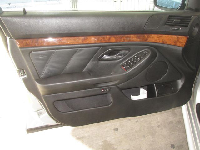 2001 BMW 540i 540iA Gardena, California 9