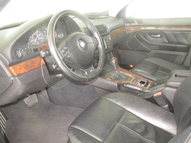 2001 BMW 540i 540iA Gardena, California 4