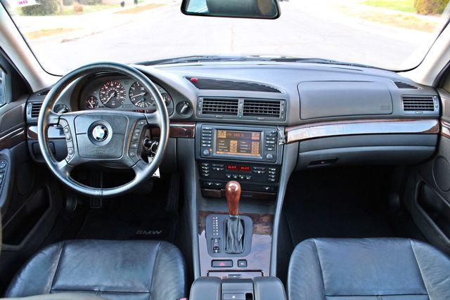 2001 BMW 740i SEDAN AUTOMATIC ONLY 71K ORIGINAL MLS NAVIGAION XENON ...