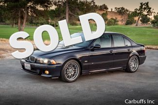 2001 BMW M Models M5   Concord, CA   Carbuffs in Concord