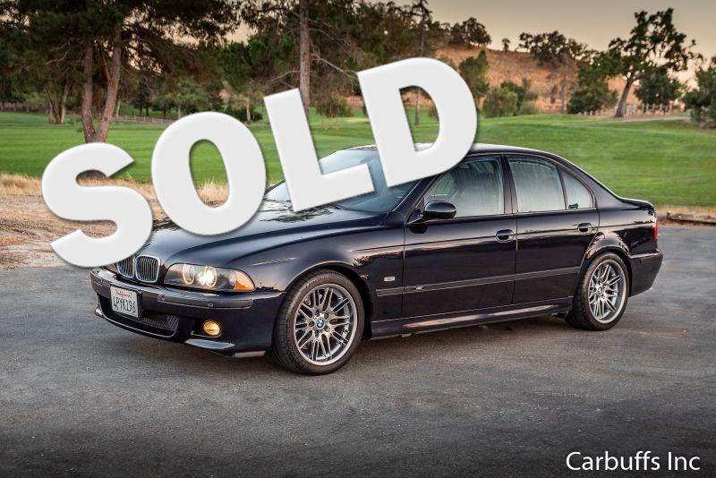 2001 BMW M Models M5 | Concord, CA | Carbuffs