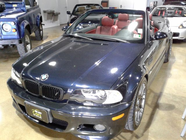 2001 BMW M Models M3
