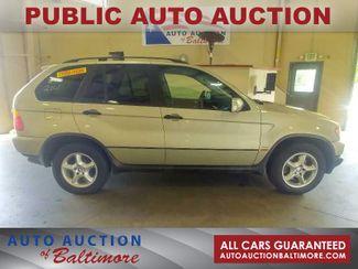 2001 BMW X5 3.0L  | JOPPA, MD | Auto Auction of Baltimore  in Joppa MD