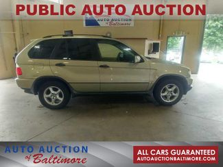 2001 BMW X5 3.0L  | JOPPA, MD | Auto Auction of Baltimore  in Joppa MD