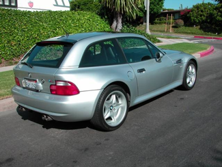 2001 BMW Z3 M Coupe S54 (315HP) M 32L Original Owner California Car  city California  Auto Fitness Class Benz  in , California