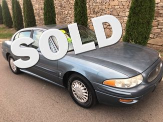 2001 Buick- 3 Owner! 27 Service Records! LeSabre-$1500! LOCAL TRADE! Custom Knoxville, Tennessee