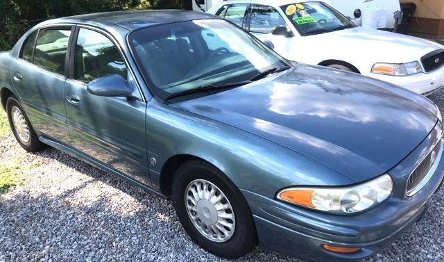 2001 Buick- 3 Owner! 27 Service Records! LeSabre-$1995!! LOCAL TRADE! Custom Knoxville, Tennessee