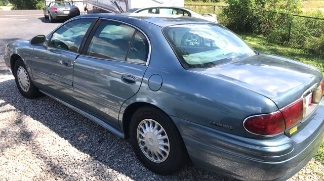 2001 Buick- 3 Owner! 27 Service Records! LeSabre-$1995!! LOCAL TRADE! Custom Knoxville, Tennessee 4