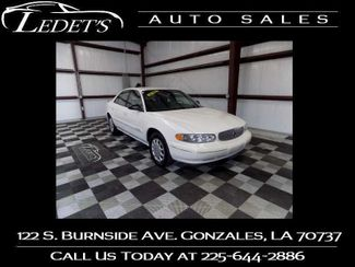 2001 Buick Century in Gonzales Louisiana