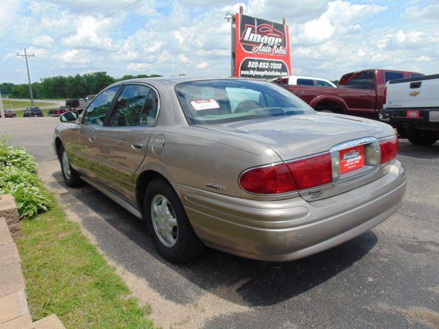 2001 Buick LeSabre Custom Alexandria, Minnesota 3