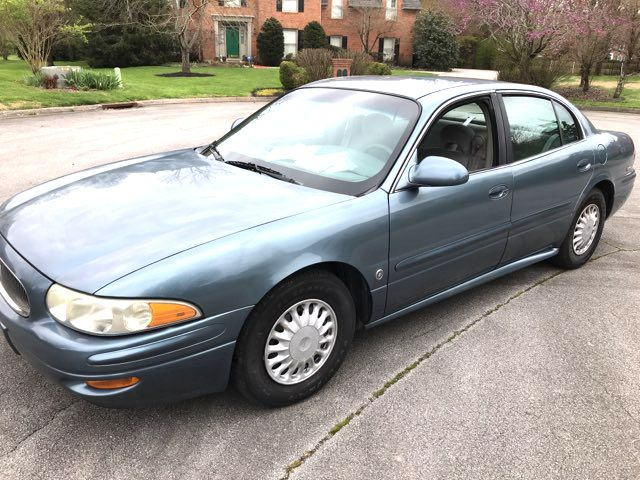 2001 Buick- 3 Owner! Service Records! LeSabre-$1995!! LOCAL TRADE! Custom Knoxville, Tennessee 2