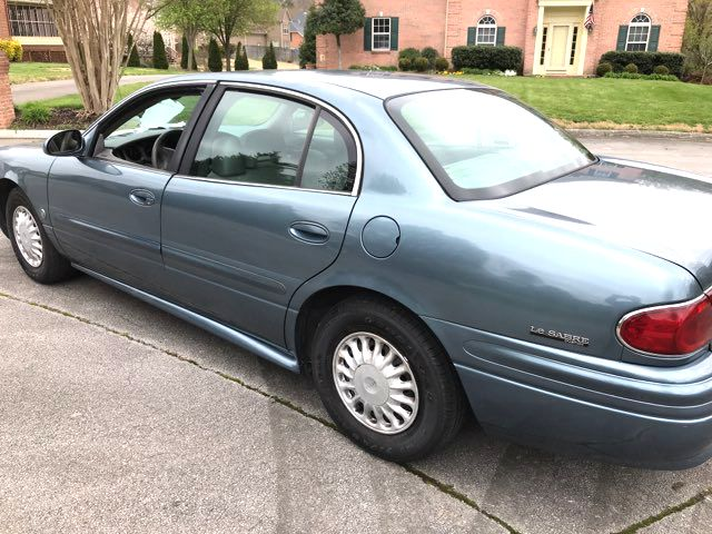 2001 Buick- 3 Owner! Service Records! LeSabre-$1995!! LOCAL TRADE! Custom Knoxville, Tennessee 3