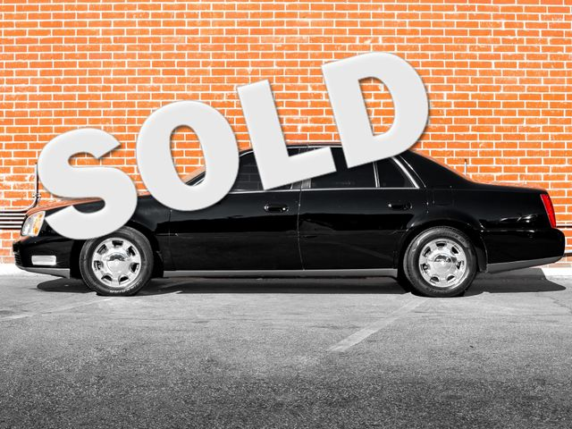 2001 Cadillac DeVille Burbank, CA