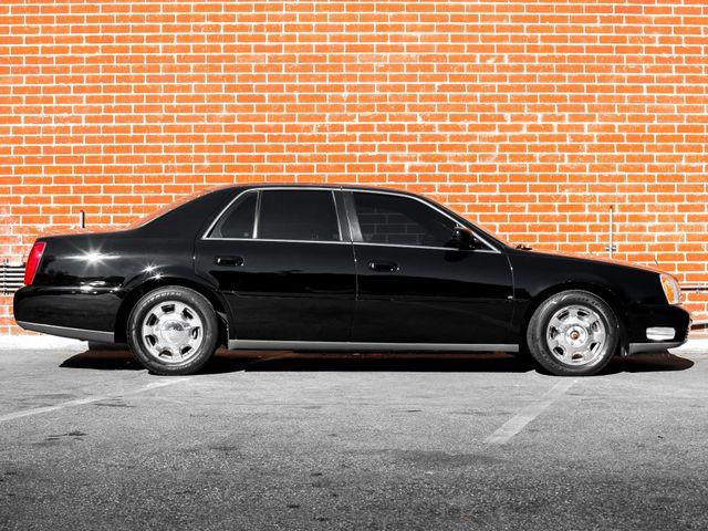 2001 Cadillac DeVille Burbank, CA 1