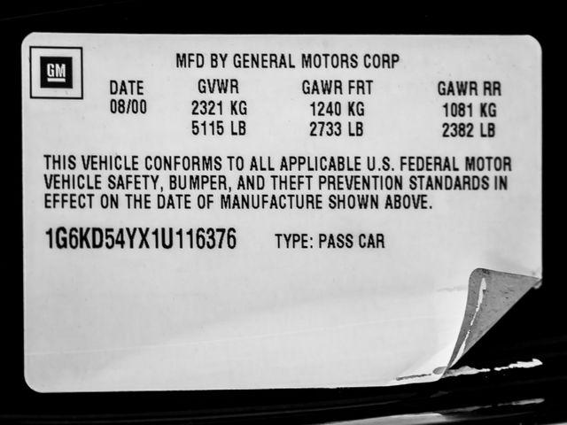 2001 Cadillac DeVille Burbank, CA 16