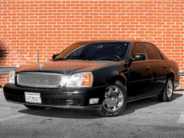 2001 Cadillac DeVille Burbank, CA 2