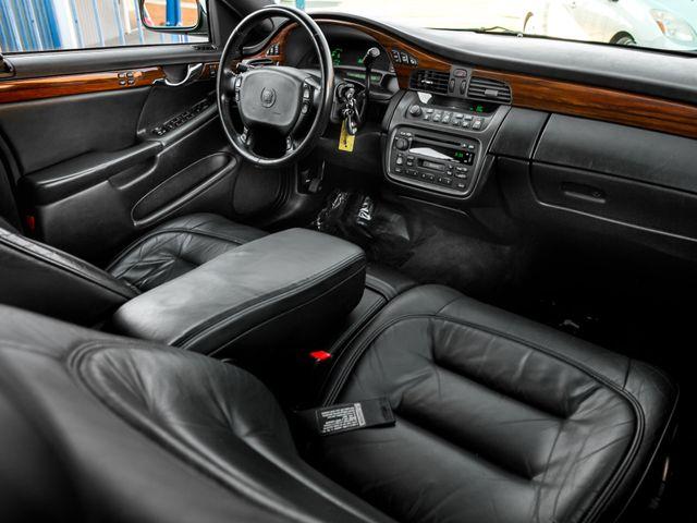 2001 Cadillac DeVille Burbank, CA 21