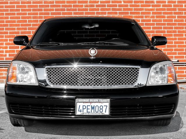 2001 Cadillac DeVille Burbank, CA 3