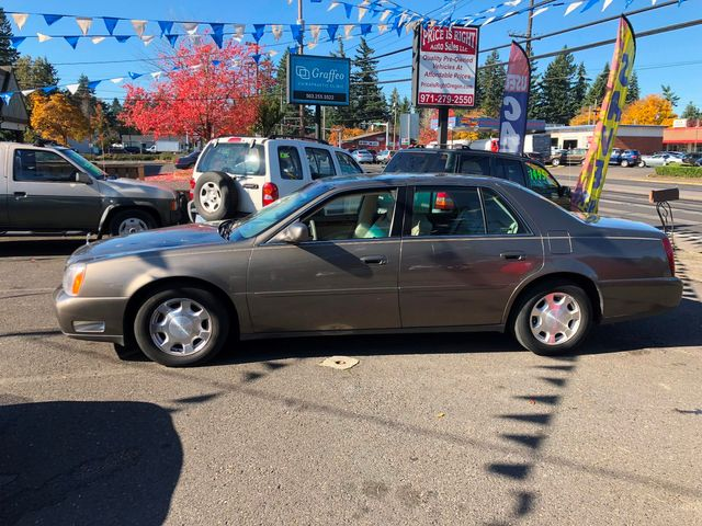 2001 Cadillac DeVille in Portland, OR 97230