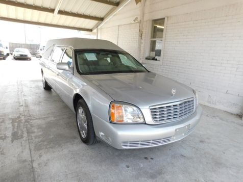 2001 Cadillac Deville Professional Funeral Coach in New Braunfels