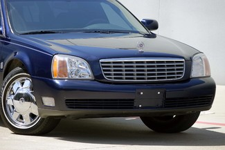 2001 Cadillac Deville Professional Limousine * ONLY 30k MILES * Chrome Wheels * NICE! Plano, Texas 32