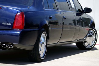 2001 Cadillac Deville Professional Limousine * ONLY 30k MILES * Chrome Wheels * NICE! Plano, Texas 38