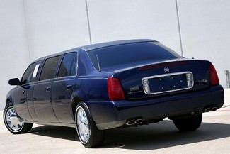 2001 Cadillac Deville Professional Limousine * ONLY 30k MILES * Chrome Wheels * NICE! Plano, Texas 5