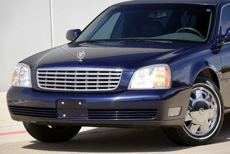2001 Cadillac Deville Professional Limousine * ONLY 30k MILES * Chrome Wheels * NICE! Plano, Texas 33